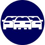 motor fleet insurance-icon