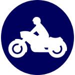 motorbike insurance icon